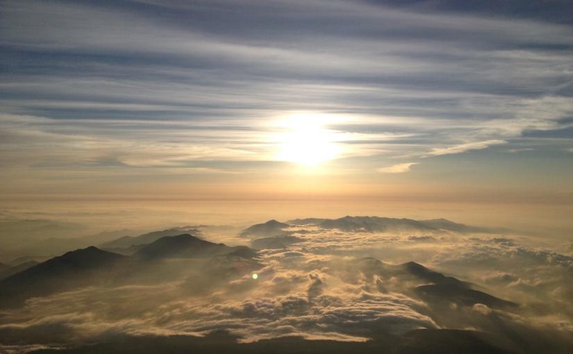 富士登山ツアーで確認しておきたい3つのポイント