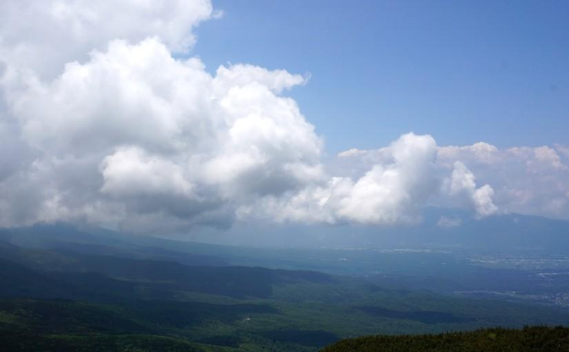 のんびりと北横岳、アスレチックな三ツ岳。