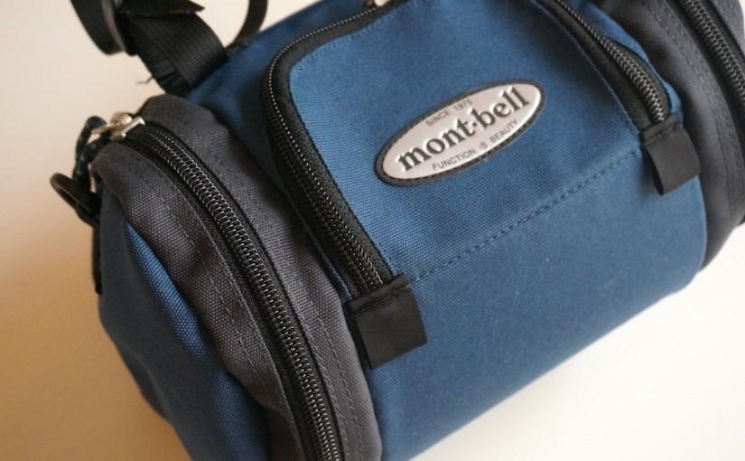 モンベルのサイクルフロントバッグをリクセン&カウルのエクステンダーに取り付けた!